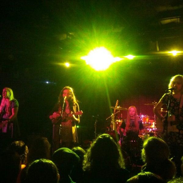 Photo taken at Paradise Rock Club by Zachery S. on 3/13/2013