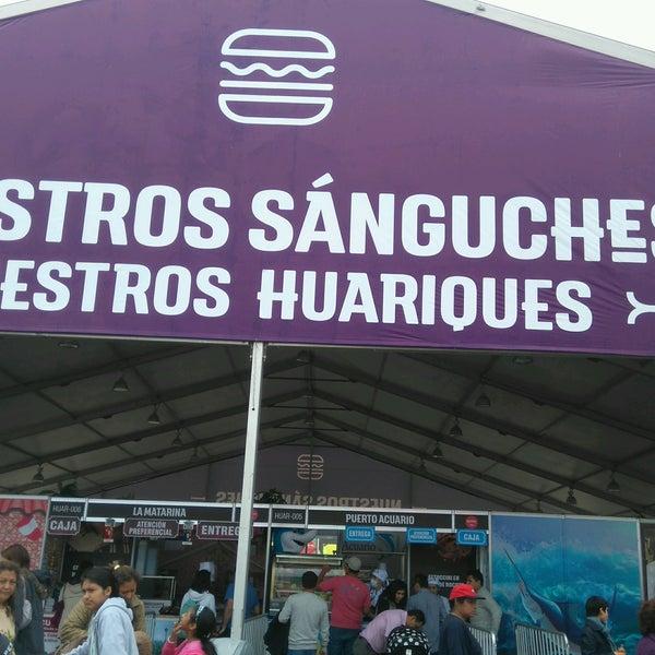 Photo taken at Mistura Perú by Anahí N. on 9/3/2016