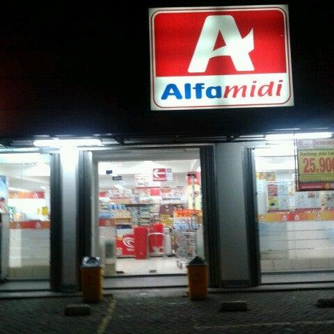 Photo taken at Alfa Midi by Lucky L. on 10/21/2013