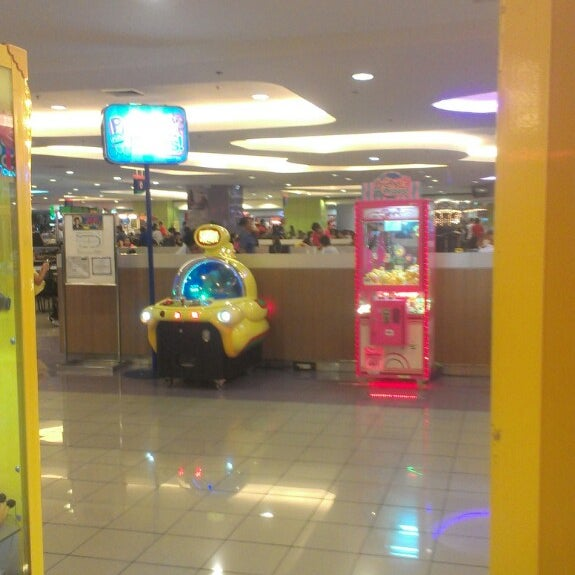 Photo taken at SM Food Court by JayTee S. on 7/1/2013