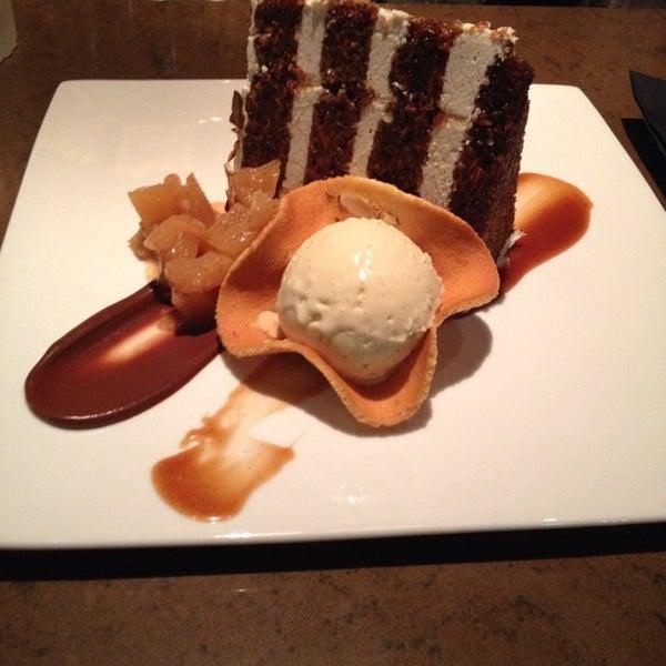 Photo taken at Crave Dessert Bar & Lounge by Michaela M. on 4/6/2014