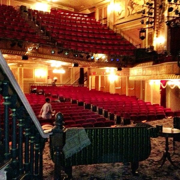 St James Theatre Partial View Seats Elcho Table