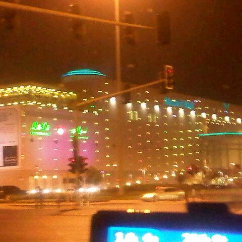 Photo taken at Mushrif Mall by AJ B. on 10/7/2012