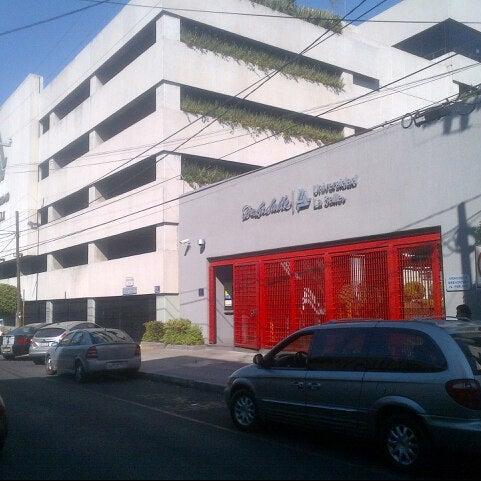 3/3/2013 tarihinde A1ekxziyaretçi tarafından Universidad La Salle'de çekilen fotoğraf