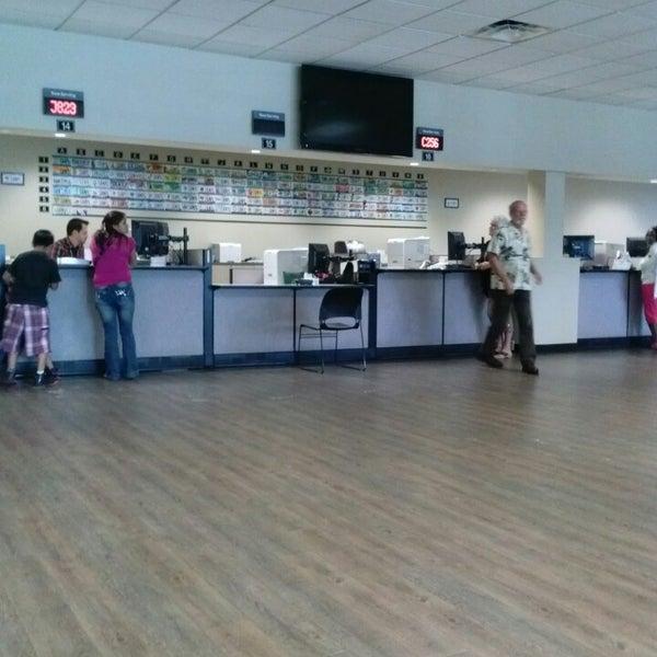 DMV 30th And Bouganvilla