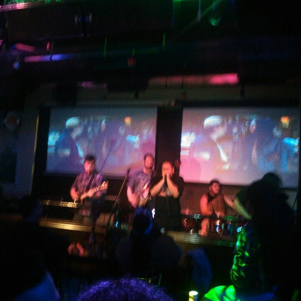 Photo taken at Madd Anthony's Bar by Marcus G. on 3/28/2015