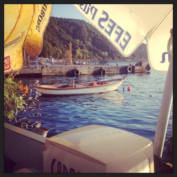 9/11/2014 tarihinde Serap K.ziyaretçi tarafından Çapari Restaurant'de çekilen fotoğraf