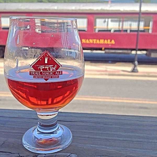 Photo taken at Great Smoky Mountain Railroad by Mathew H. on 6/16/2016