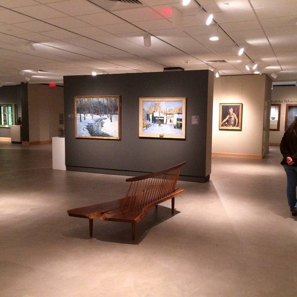 Photo taken at Allentown Art Museum by Scott N. on 11/22/2015