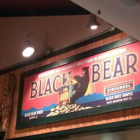 Photo taken at Gilbert Black Bear Diner by Lilli F. on 7/31/2013