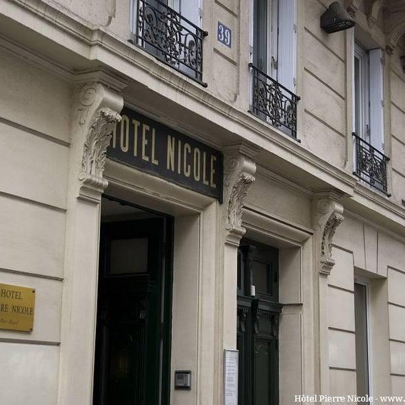 Photo prise au Hôtel Pierre Nicole par Hôtel Pierre Nicole le9/4/2013