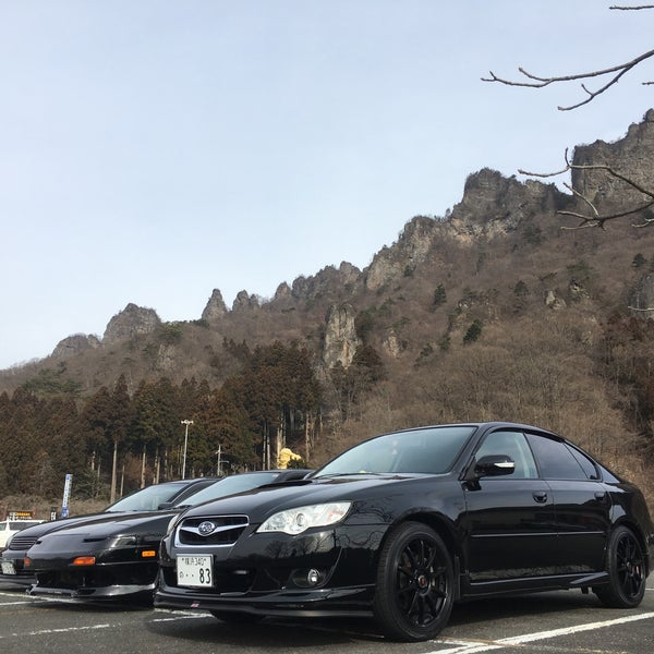 Photo taken at 妙義公園駐車場 by ゆーき だ. on 3/11/2017