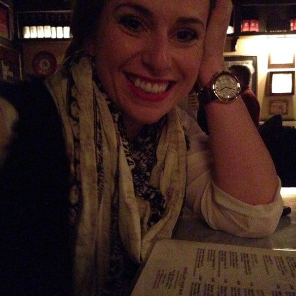 Photo taken at Vanguard Wine Bar by Corey S. on 1/17/2014