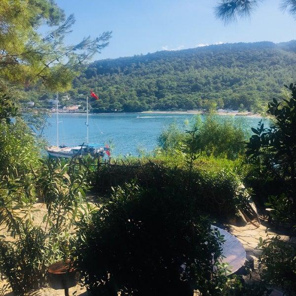 Photo taken at Yörük Parkı by Bahar K. on 10/30/2017