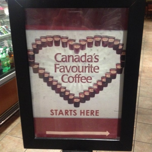 Photo taken at Tim Hortons by Cameron G. on 11/17/2013