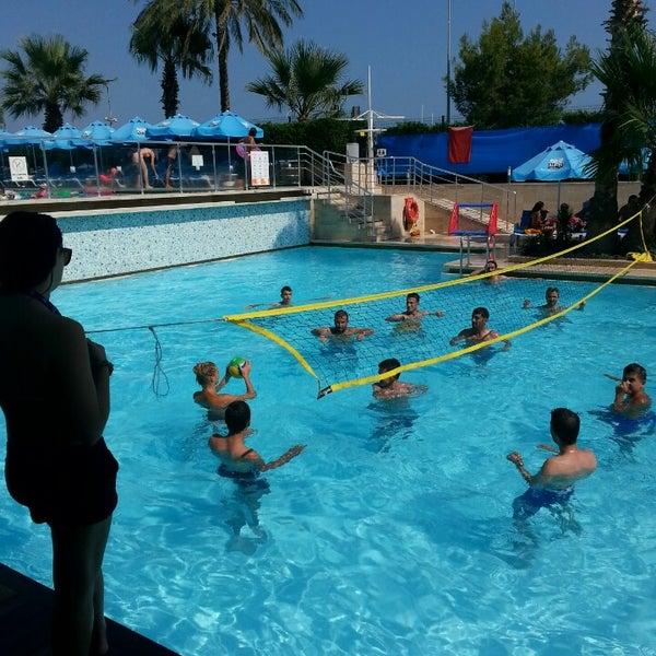 8/16/2014 tarihinde Ahmetziyaretçi tarafından Sea Life Resort Hotel'de çekilen fotoğraf
