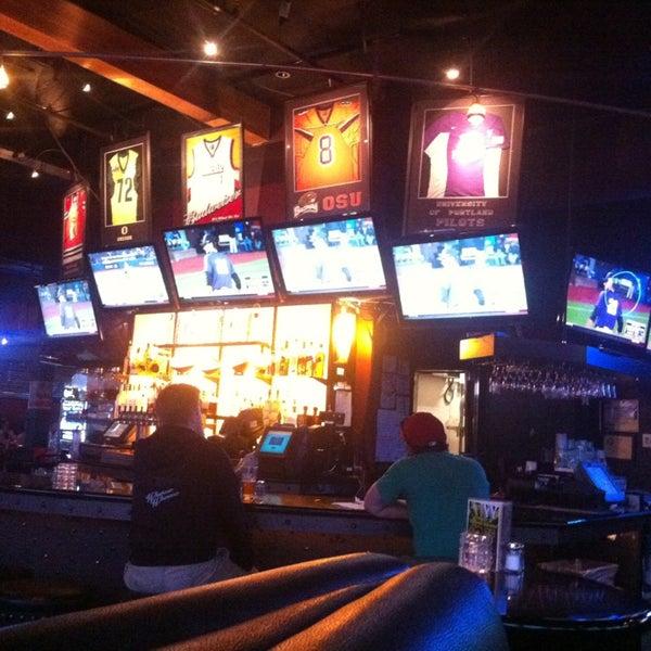 Photo taken at On Deck Sports Bar & Grill by Kollektiv D. on 6/11/2013