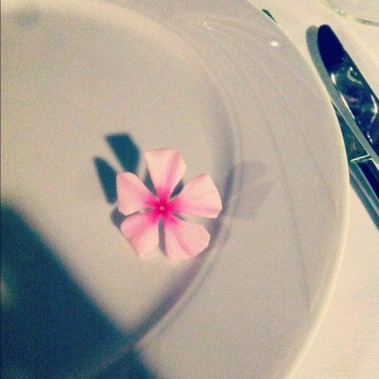 9/28/2012 tarihinde Cristina B.ziyaretçi tarafından Matbah Restaurant'de çekilen fotoğraf