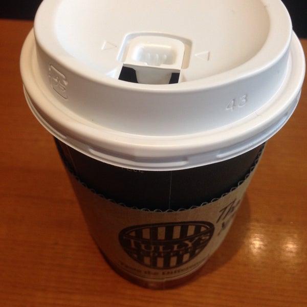 3/25/2015にYu T.がTULLY'S COFFEE 京急羽田空港駅店で撮った写真