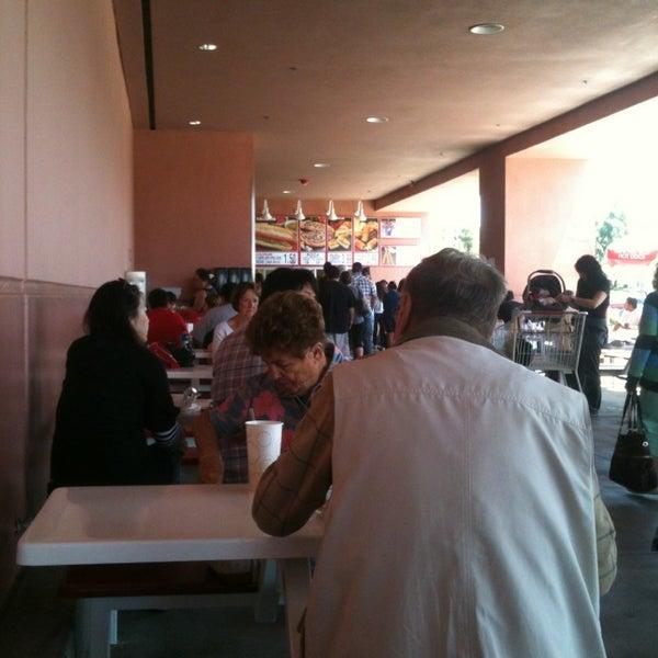 Costco Rancho Del Rey Food Court