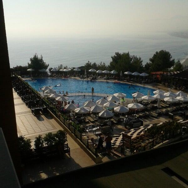 7/10/2013 tarihinde Adem D.ziyaretçi tarafından Utopia World Hotel'de çekilen fotoğraf