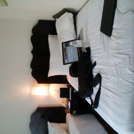 Photo taken at Link Hotel by olga sancaya s. on 11/16/2012