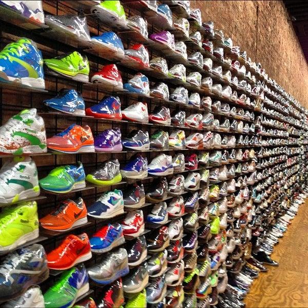 Fight Club Shoe Store New York
