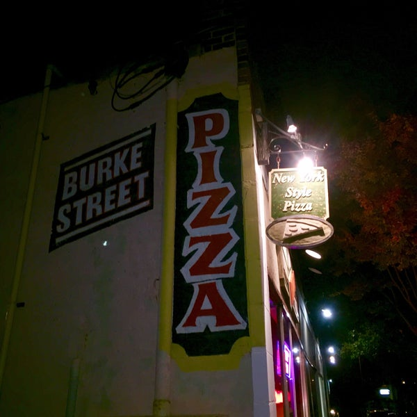 Photo taken at Burke Street Pizza by Allan P. on 11/24/2016