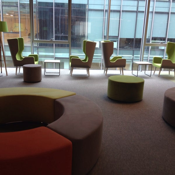Photo taken at MEF Üniversitesi Kütüphanesi by Sinem S. on 9/29/2015