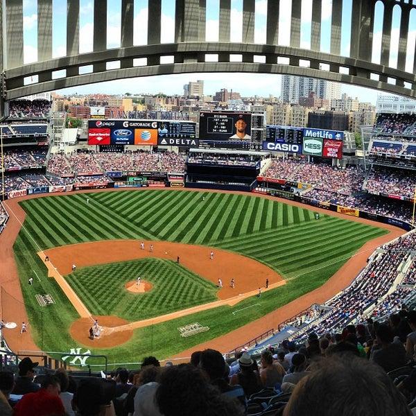Photo taken at Yankee Stadium by My American Road on 7/14/2013