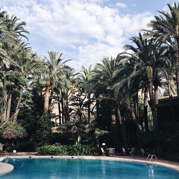 Foto tomada en Hotel Huerto del Cura por Fethi Ö. el 7/5/2016
