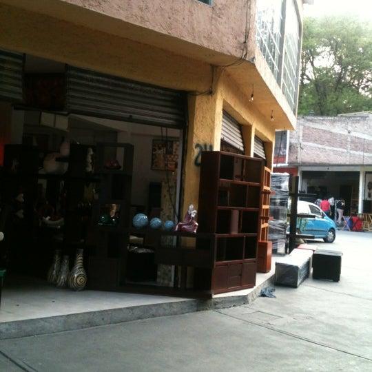 Mercado De Muebles Crea Coyac N Distrito Federal