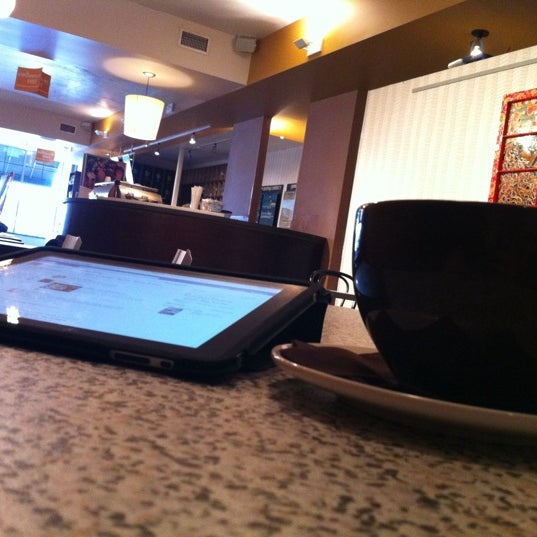 Photo taken at Hubbard & Cravens Coffee and Tea by Joe S. on 3/11/2011