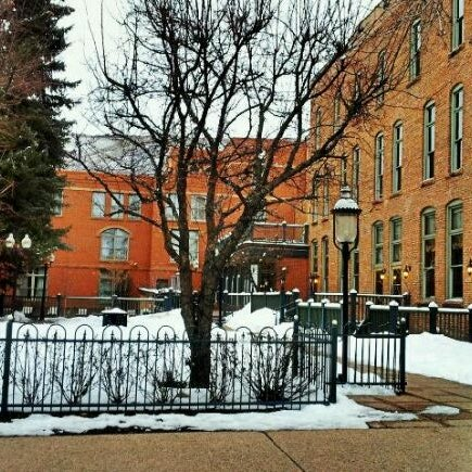 Photo taken at Hotel Jerome by Miche M. on 1/26/2012