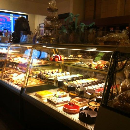 Photo taken at Bakery Nouveau by Neha A. on 3/31/2012