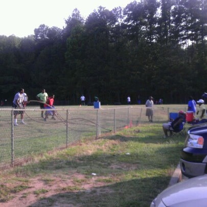 Photo Taken At Central Dekalb Jaguars Football Practice By Michael W. On  6/29