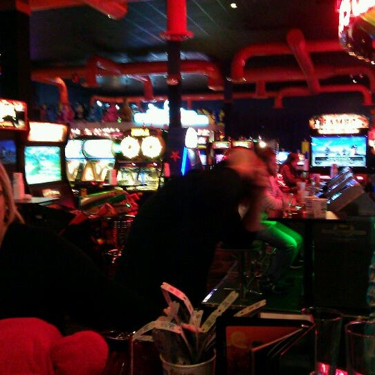 Photo taken at Dave & Buster's by Bud K. on 2/18/2012