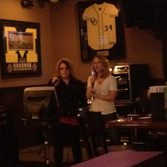 Karaoke is quasi-entertaining.