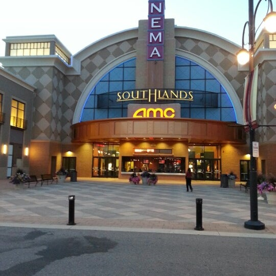 View the latest AMC Dine-in Theatres Southlands 16 movie times, box office information, and purchase tickets online. Sign up for Eventful's The Reel Buzz newsletter to get upcoming movie theater information and movie times delivered right to your inbox.