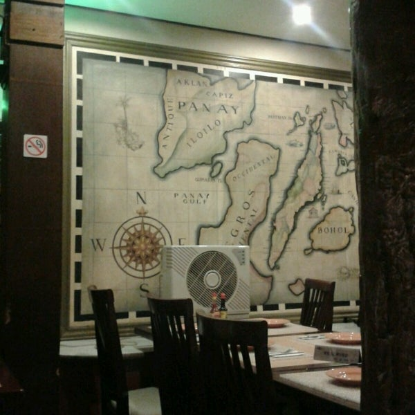 The branch near Regency has a better ambiance than the other branches.