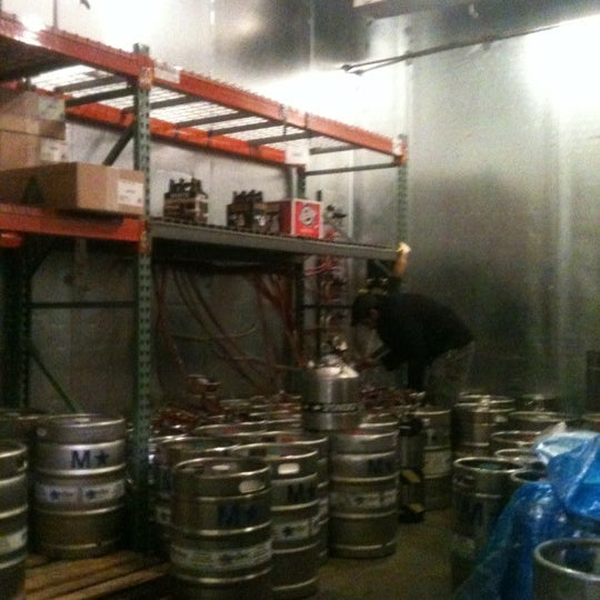Photo taken at Speakeasy Ales & Lagers by Jackie W. on 2/18/2012