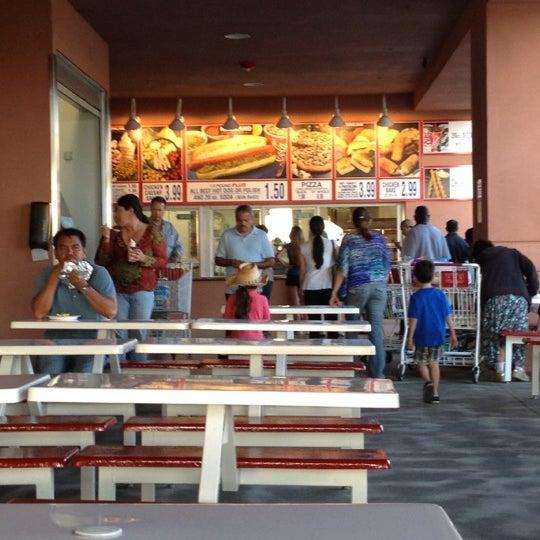 Costco Food Court Chula Vista