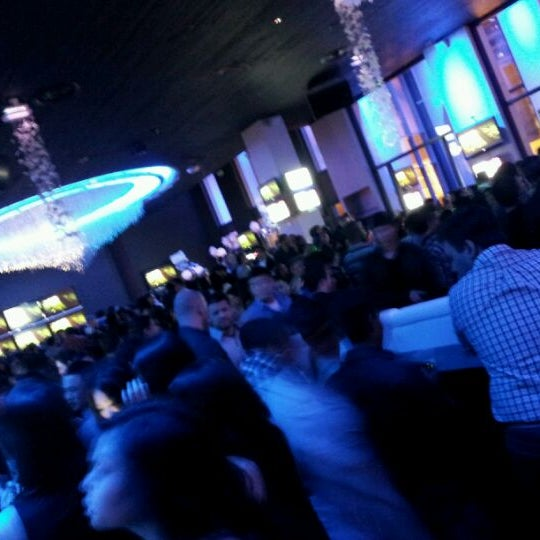 Photo taken at PNK Restaurant & Ultra Lounge by Joey S. on 3/31/2012