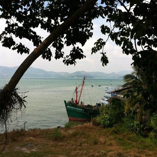 Photo taken at ปากน้ำซีฟู๊ด by Princess M. on 12/18/2011