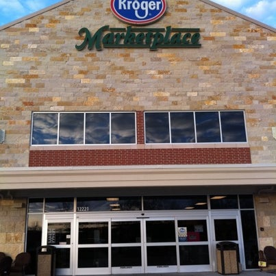 Photo taken at Kroger Marketplace by shawn r. on 1/1/2011