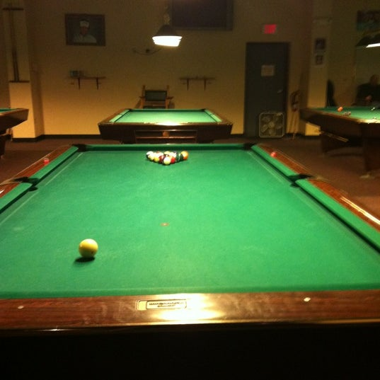 Photo taken at Van Phan Billiards and Bar by Brandon P. on 1/28/2012