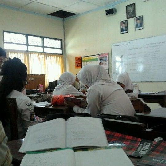Photo taken at SMA Negeri 4 Semarang by WaHyu N. on 11/2/2011