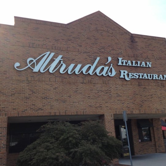 Altrudas Italian Restaurant Knoxville Tn