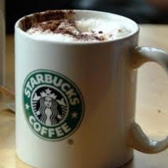Photo taken at Starbucks by George M. on 4/17/2012