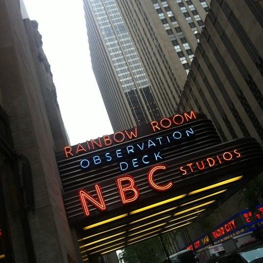 Foto tirada no(a) Late Night with Jimmy Fallon por Seth F. em 5/24/2012